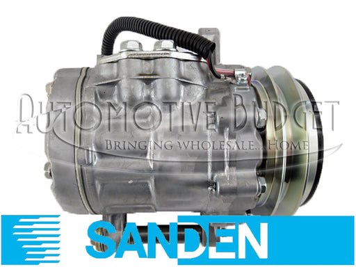 A/C Compressor for John Deere & Hitachi Compact Excavators and Excavators