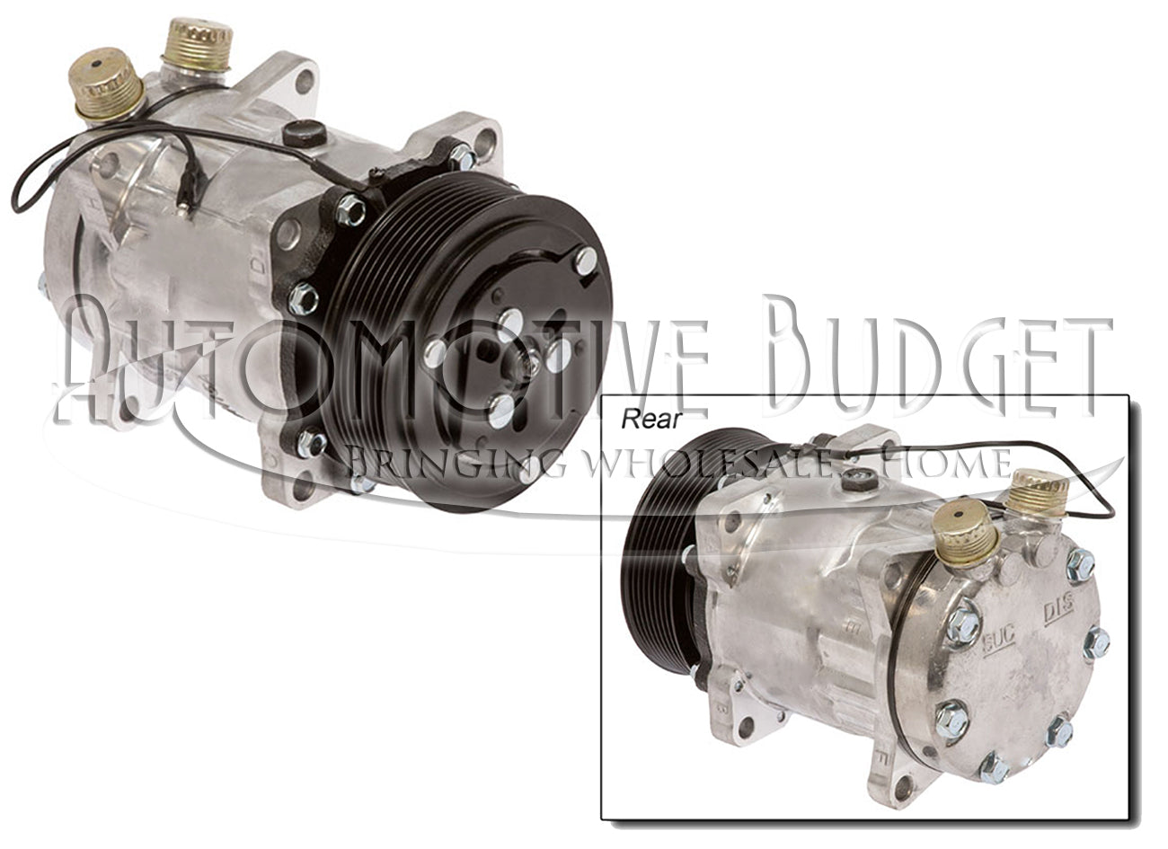 A/C Compressor & Parts for Lamborghini Murcielago