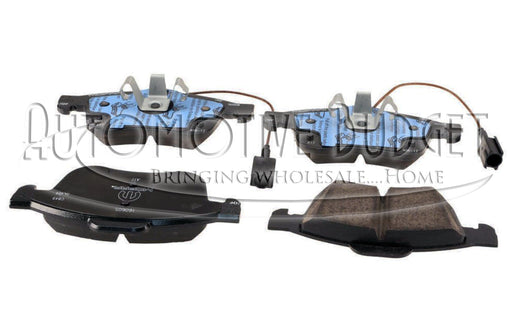 Front brake pads for Ram Promaster City and Fiat 500L