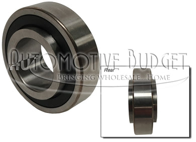 A/C Compressor Pulley Bearing - 30x62x16x24