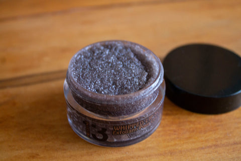 Lavender Tea Whipped Sugar Lip Scrub - Front - Pristine Thirteen Naturals