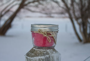 Grape & Watermelon Soy Candle