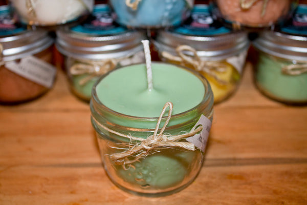 Sage Trails Soy Candle