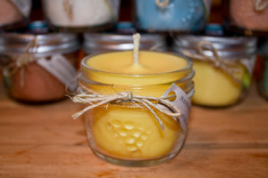 Amaretto Sour Soy Candle - Pristine Thirteen Naturals