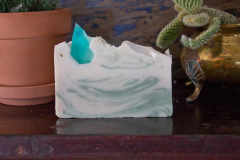 Fresh Country Air Palm Soap - Pristine Thirteen Naturals