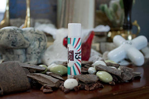 Chocolate Covered Strawberries Lip Balm - Pristine Thirteen Naturals