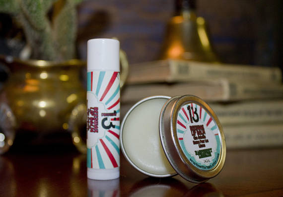 Cranberry Tea Lip Balm - Pristine Thirteen Naturals