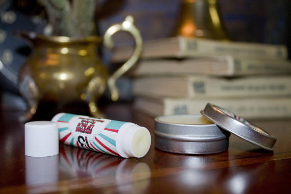 Coconut Rum Lip Balm - Pristine Thirteen Naturals