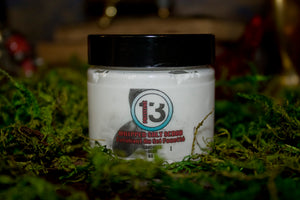 Cypress & Fig Whipped Sugar Scrub - Pristine Thirteen Naturals