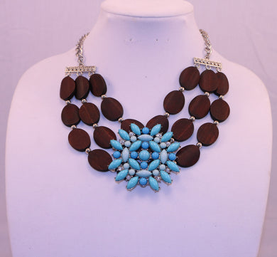 Earrings & Necklace