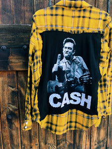 Cash Rocker Flannel