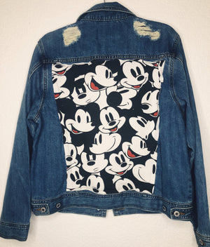 Mick Mouse Denim