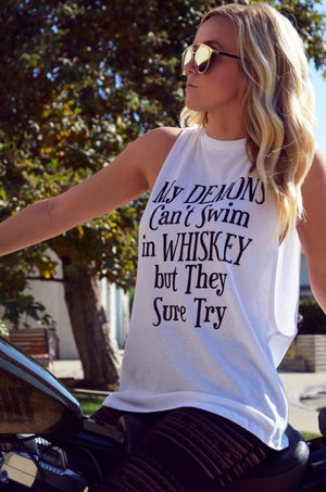 Whiskey Demons Tank