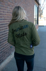 American Made Army Jacket