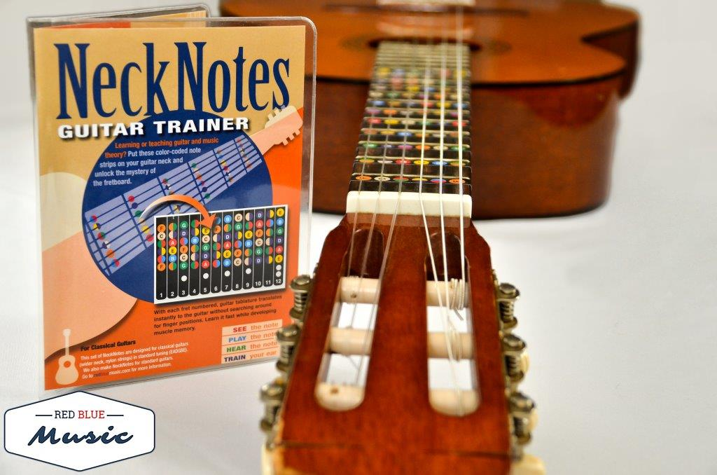 NeckNotes Guitar Trainer Classical Edition