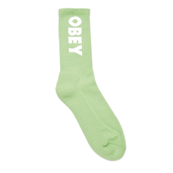 Flash Socks Lime Punch | OBEY Clothing