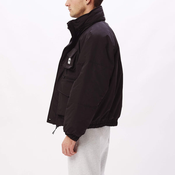 Tactics Jacket Black | OBEY Clothing