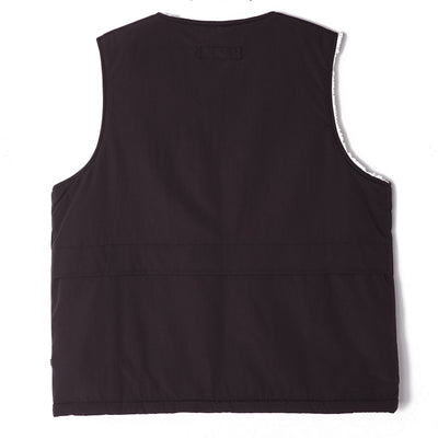 External Vest Black | OBEY Clothing
