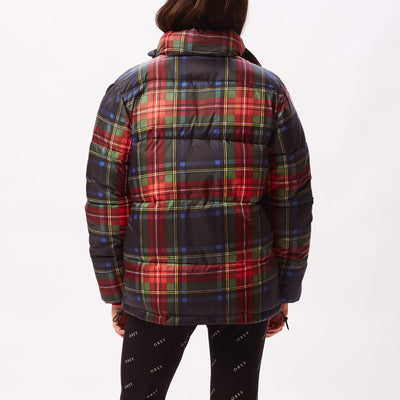Irving Puffy Coat Multi | OBEY Clothing