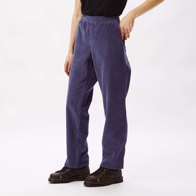 Splash Cord Pant Grape | OBEY Clothing