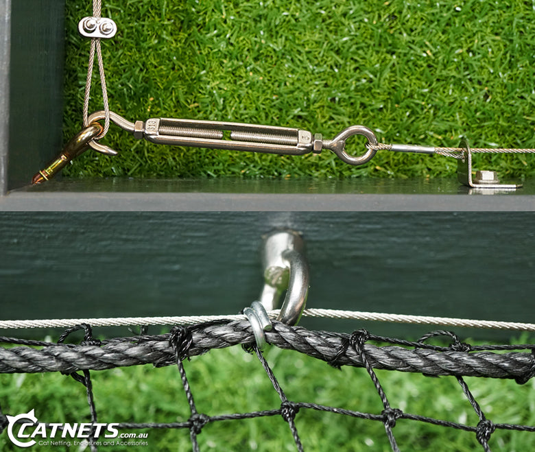 Wire Rope Fastening & Clips – Catnets