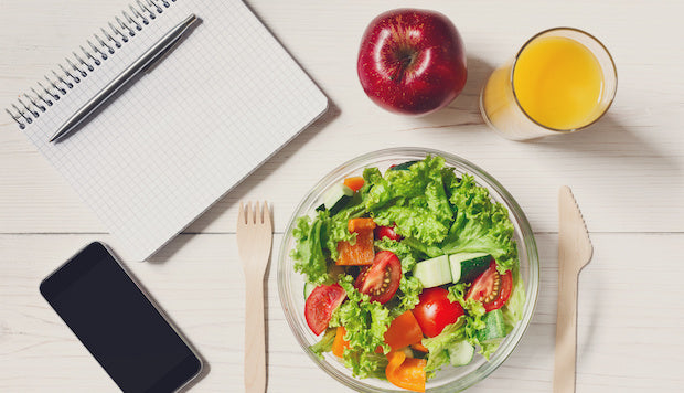 4 Healthy Habits For Desk Jobs