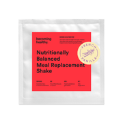 French Vanilla - Nutritionally Balanced Meal Replacement Shake - Becoming Healthy
