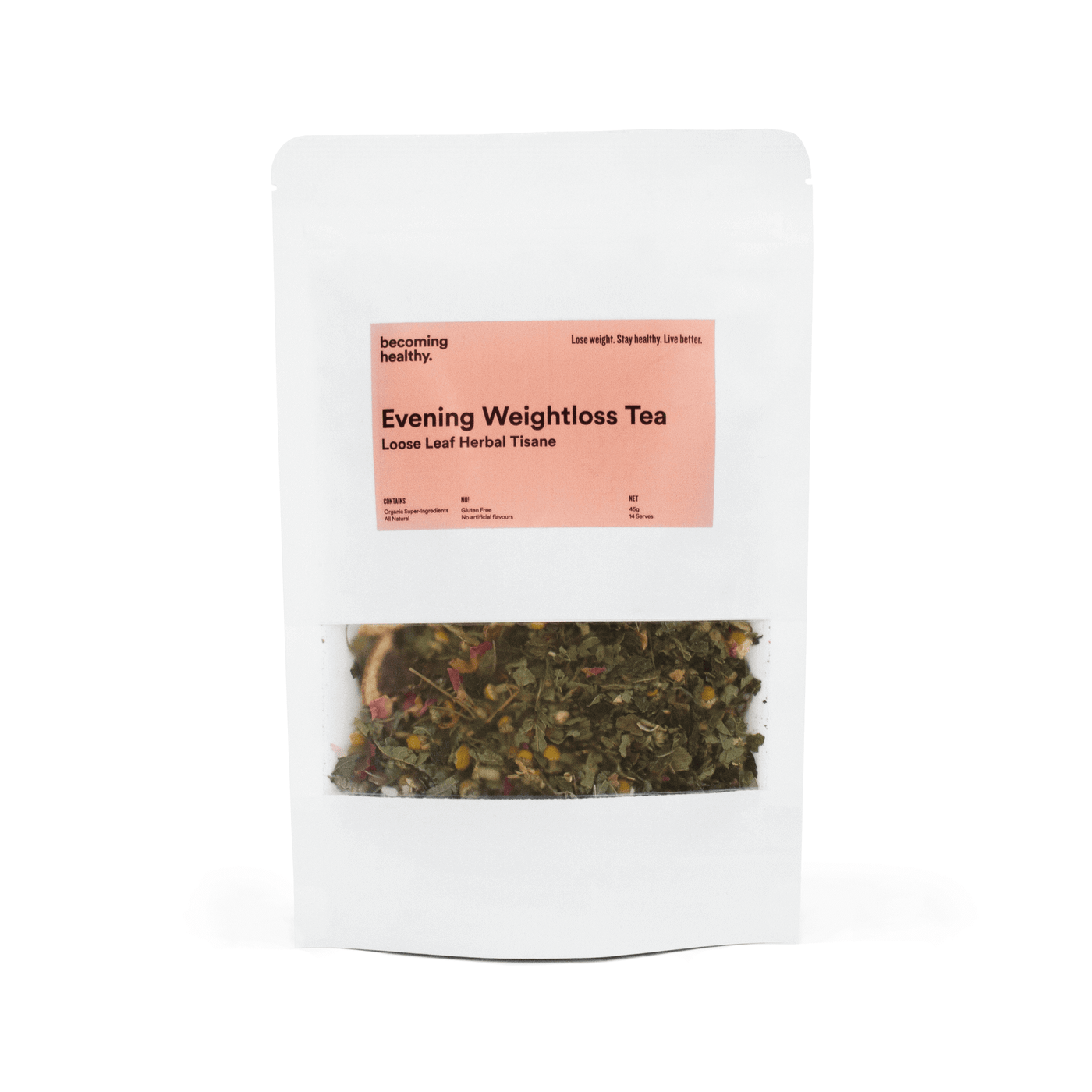 Evening Blend - Weight Loss Tea - Becoming Healthy