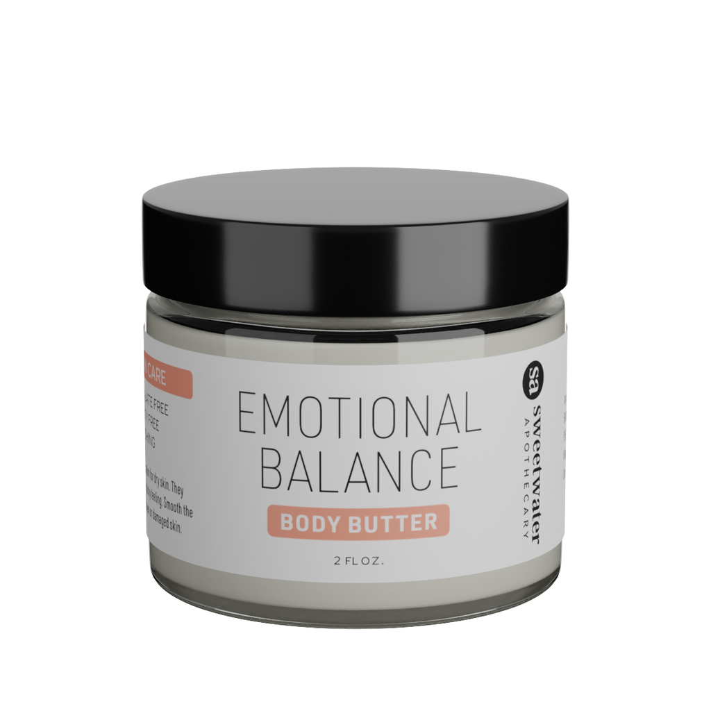 Emotional Balance Body Butter