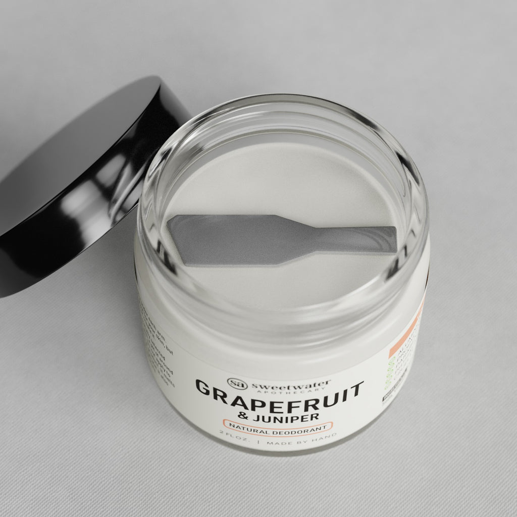 Grapefruit & Juniper Natural Deodorant