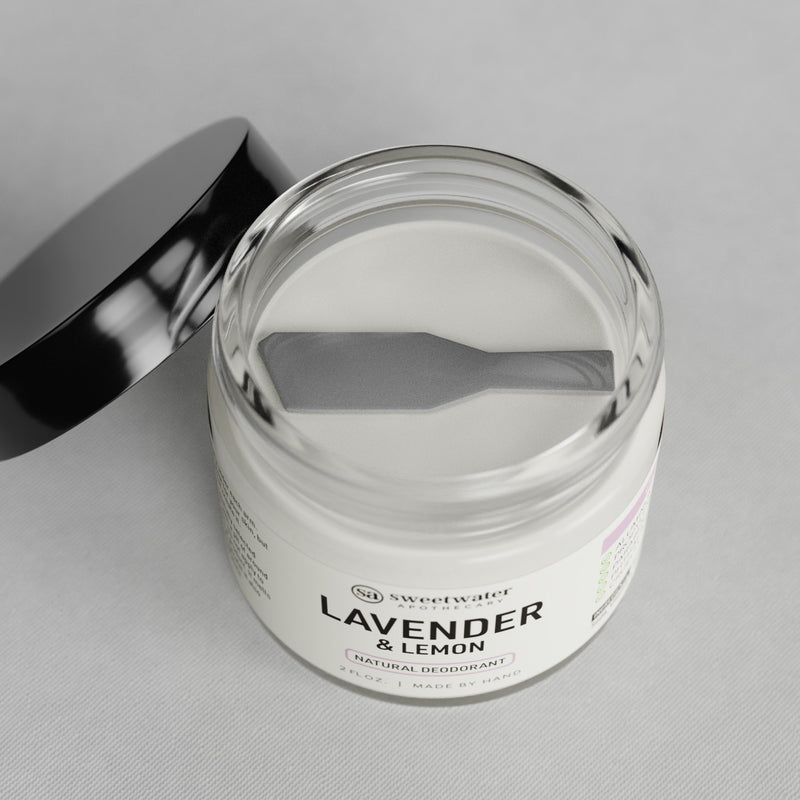 Lavender & Lemon Natural Deodorant