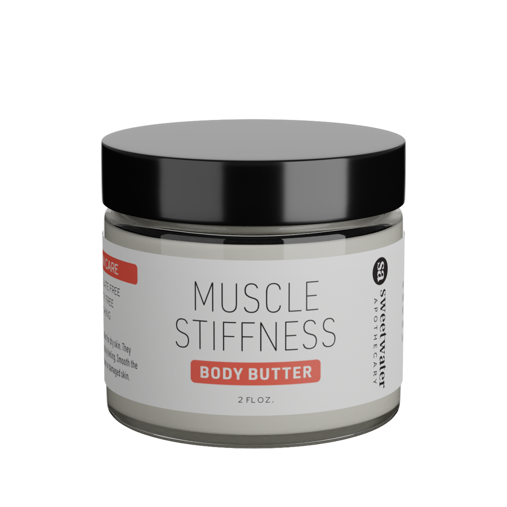 Muscle Stiffness Body Butter
