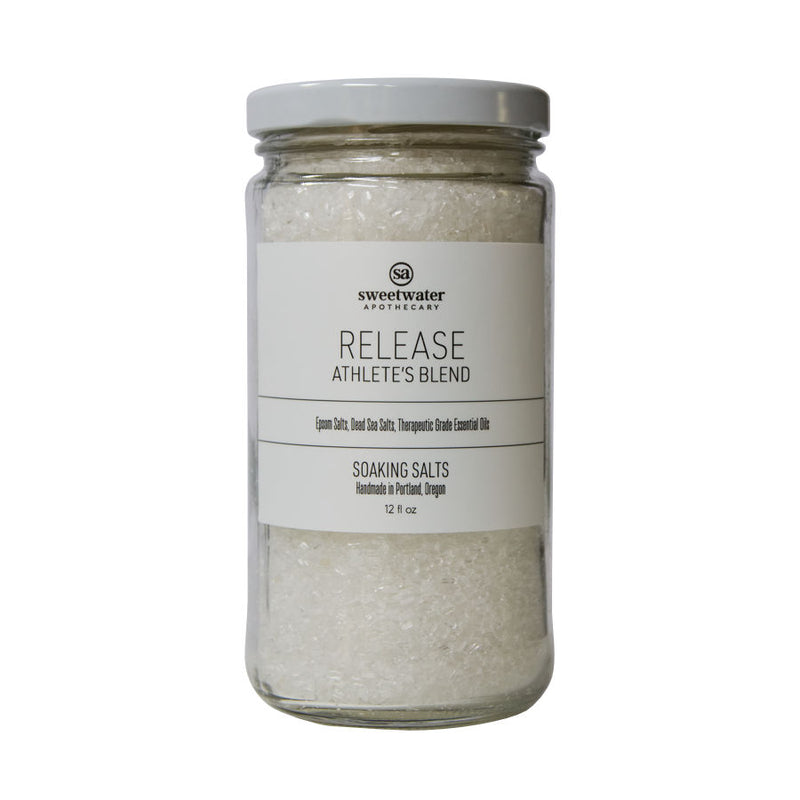 Release Athlete's Blend Salt Soak