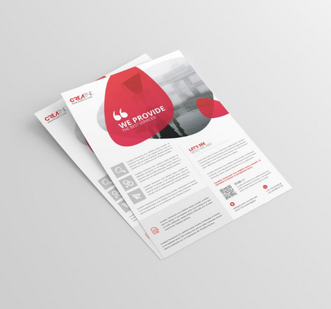 Digital Trifold Brochure