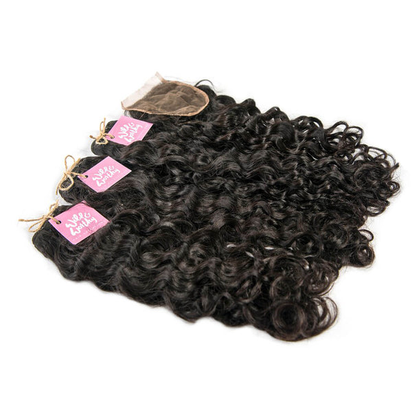 Brazilian Water Wave - Wild & Worthy Wigs And Hair Extensions