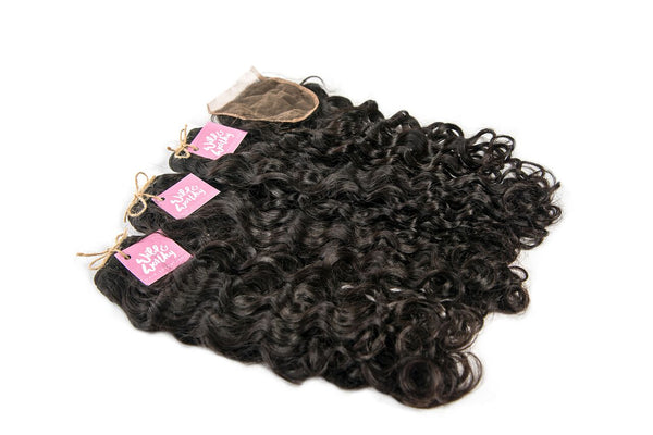 Brazilian Loose Wave Closure - Wild & Worthy Wigs And Hair Extensions