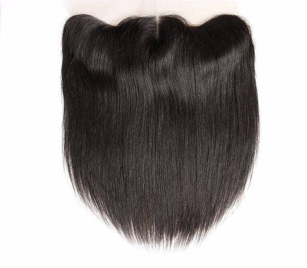 Brazilian Straight Frontal - Wild & Worthy Wigs And Hair Extensions