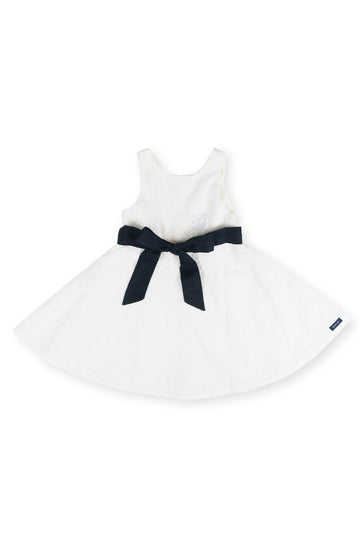By The Sea Bali Angelina Dress White