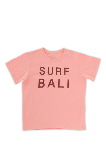 Kids printed T-shirt - By The Sea Bali