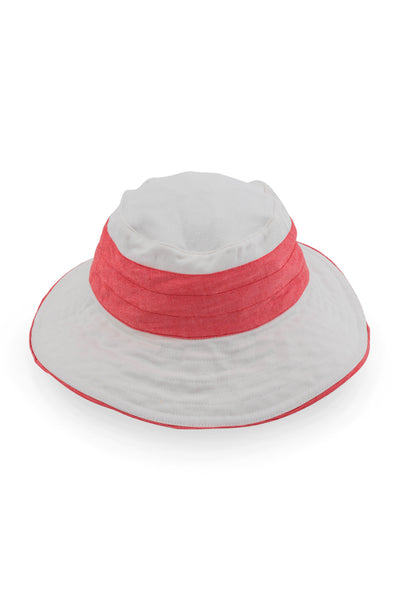 Santorini Hat Red