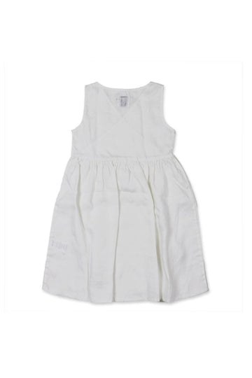 By The Sea Bali Ortun Linen Kids Dress