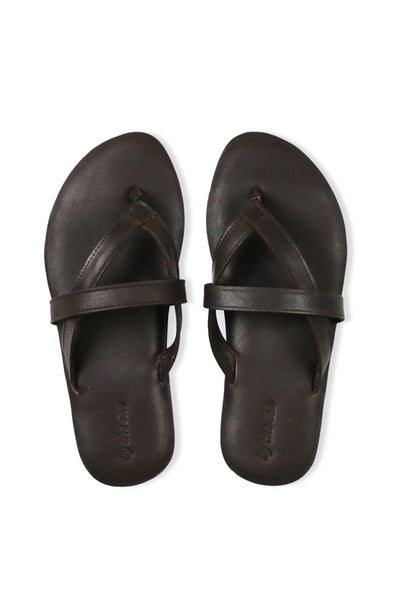By The Sea Bali Jaladri Leather Sandals