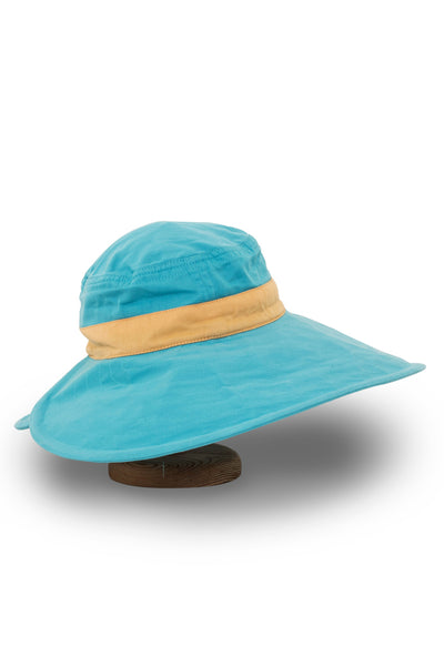 By The Sea Bali Jolie Floppy Hat