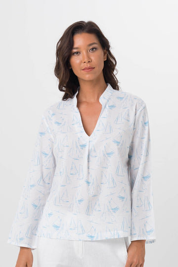 By The Sea Bali Aleria Shirt