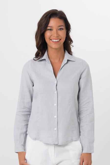 Kanoya Cowl Neck Shirt