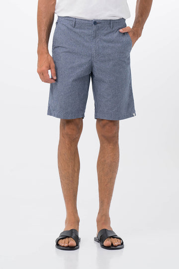 By The Sea Bali Mens Bermuda Denim
