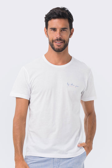 By The Sea Bali By The Sea T-shirt White Bali Waves