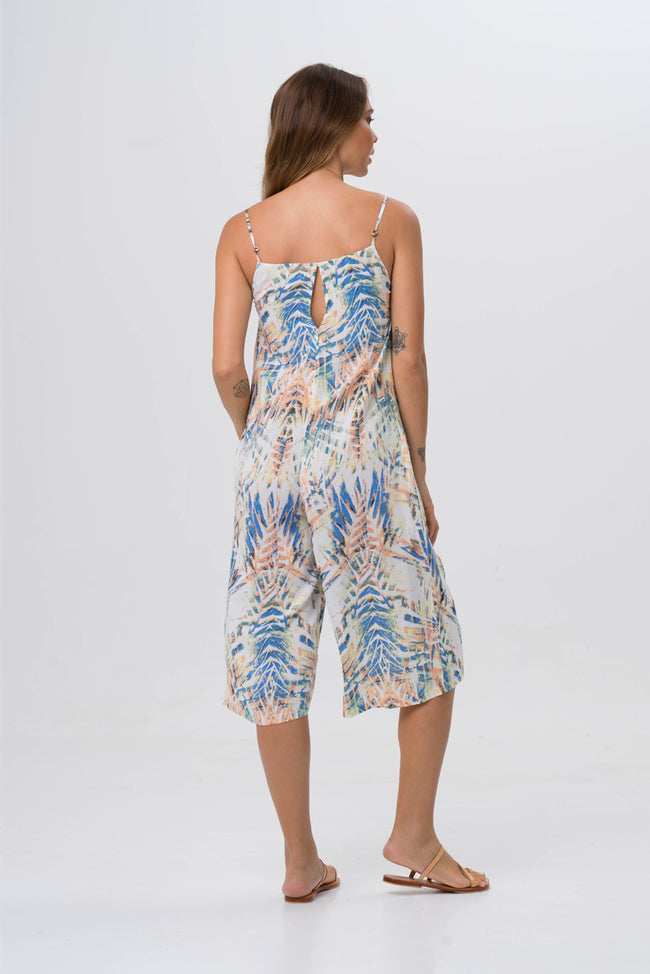 Garden Jumpsuit Denim