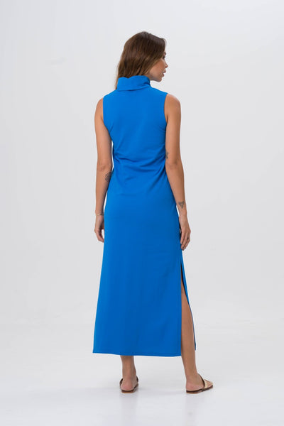 e143fc0c80 ... By The Sea Bali Formosa Maxi Tube Dress Blue ...