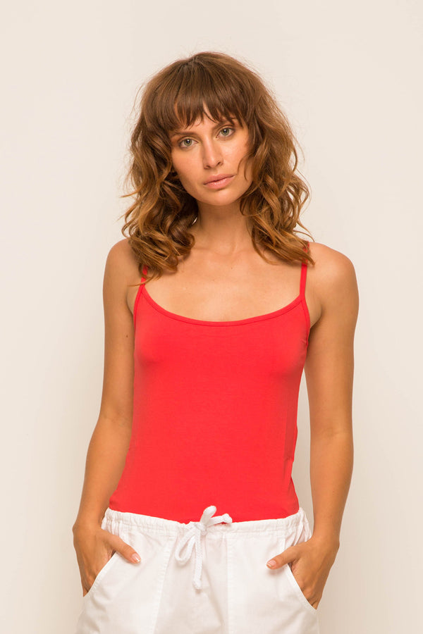 By The Sea Bali Basic Tank Top